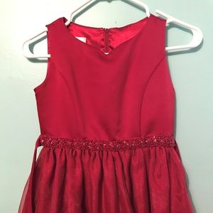 Other - Red Size 10 Dress